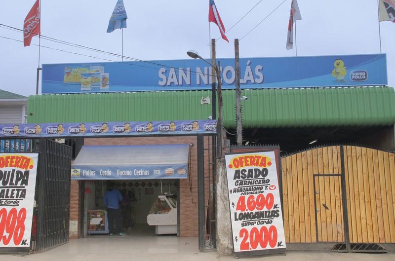 Carnes Avícola San Nicolás